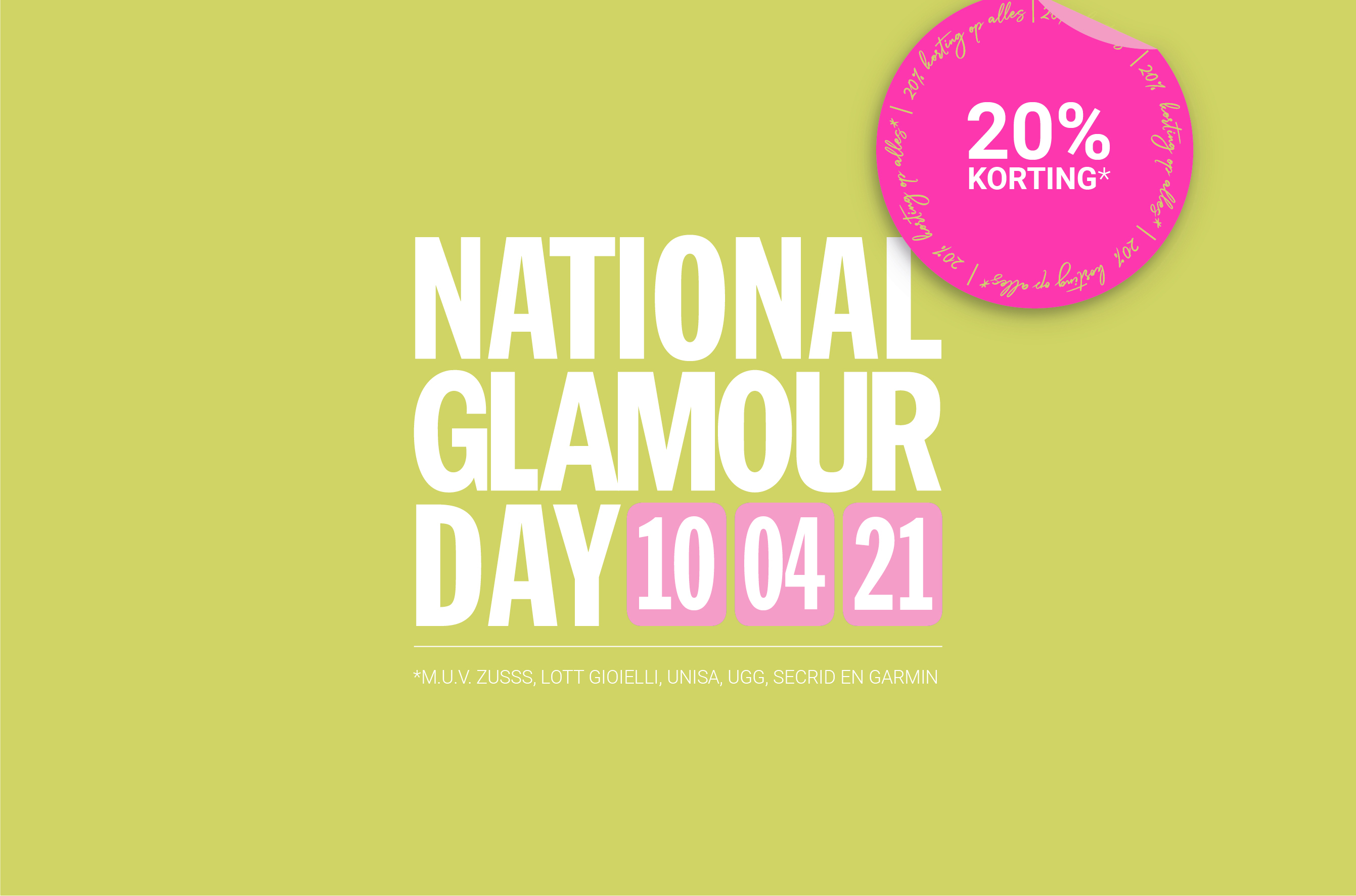 GLAMOUR DAY
