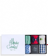 Alfredo Gonzales The Holiday Socks Box the holiday box