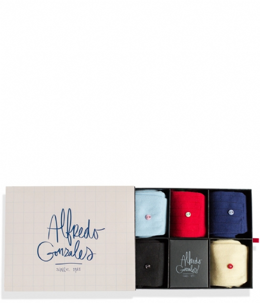 Alfredo Gonzales Sokken The Pencil Collection Socks Box the pencil collection box