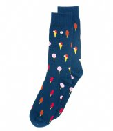 Alfredo Gonzales Ice Pops Socks navy (109)