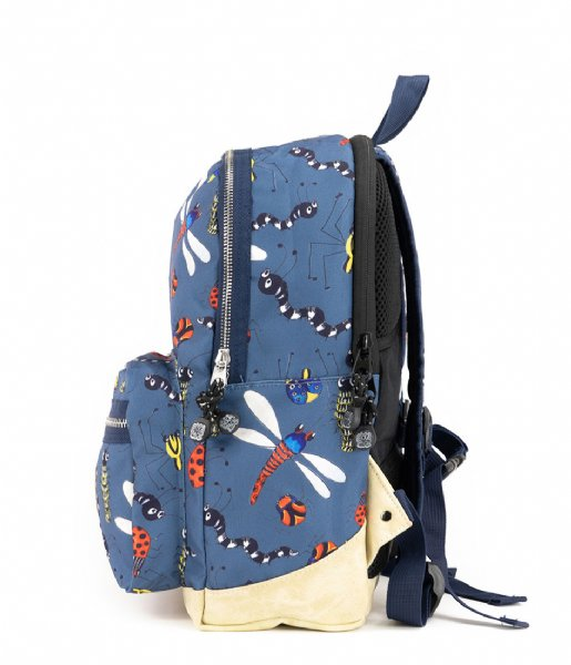 Pick & Pack School rugzak Insect Backpack M Petrol (19)