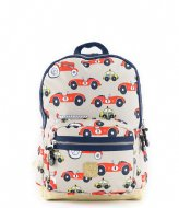 Pick & Pack Cars Backpack M 13 Inch Dessert (31)