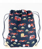 Pick & Pack Cars Gymbag navy (14)