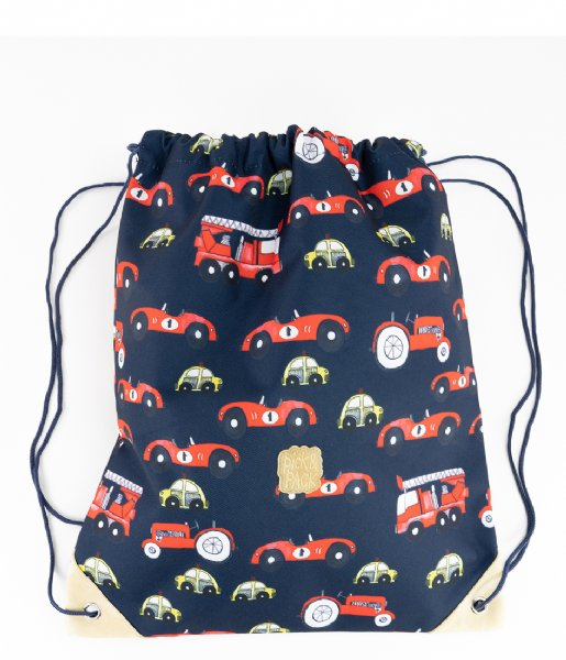 Pick & Pack School rugzak Cars Gymbag navy (14)