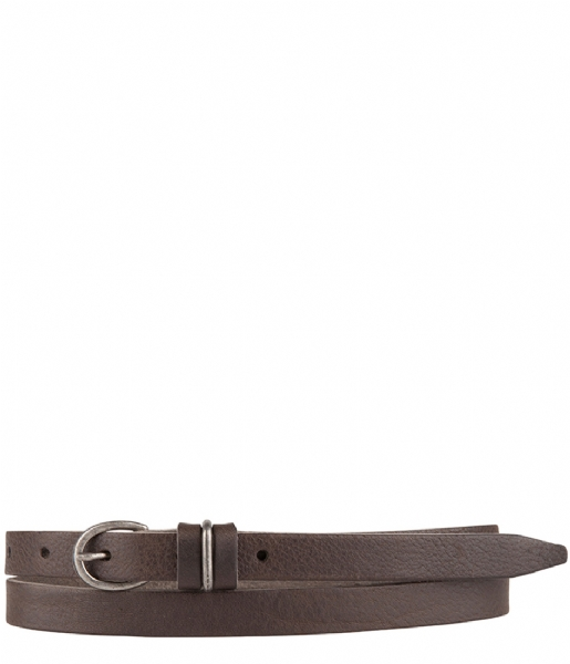 Amsterdam Cowboys Riem Belt 159044 antracite