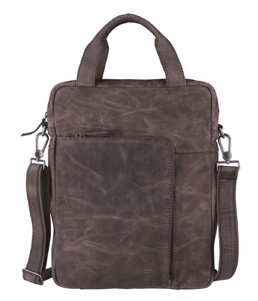 Amsterdam Cowboys Shopper Bag Nashua misty brown