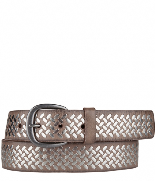 Amsterdam Cowboys Riem Belt 359052 mud