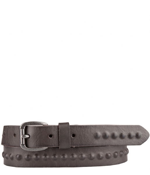 Amsterdam Cowboys Riem Belt 259108 antracite