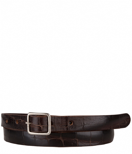 Amsterdam Cowboys Riem Belt 209134 brown