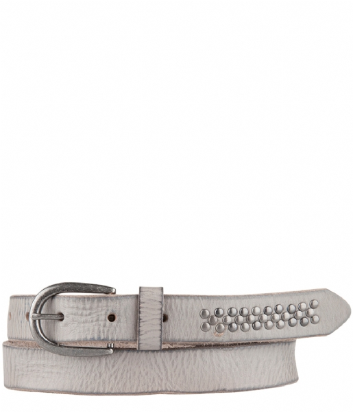 Amsterdam Cowboys Riem Belt 259110 light grey