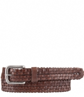 Amsterdam Cowboys Belt 33026 brown
