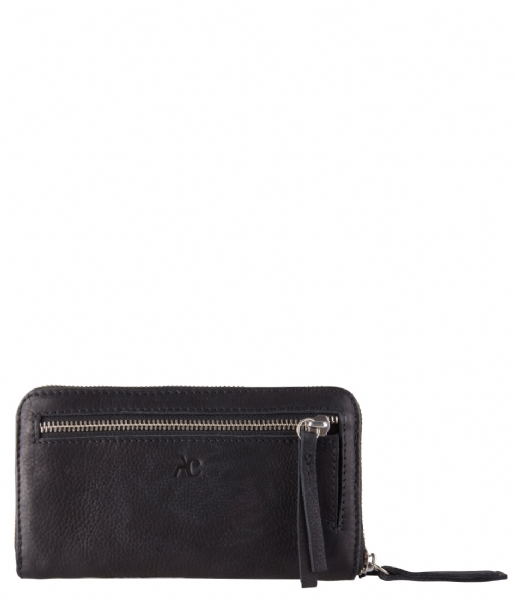 Amsterdam Cowboys Ritsportemonnee Purse Carterton black