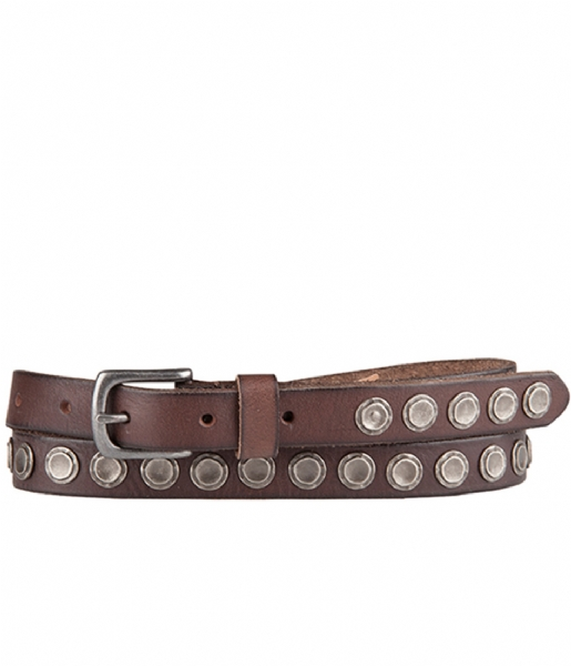 Amsterdam Cowboys Riem Belt 209108 brown