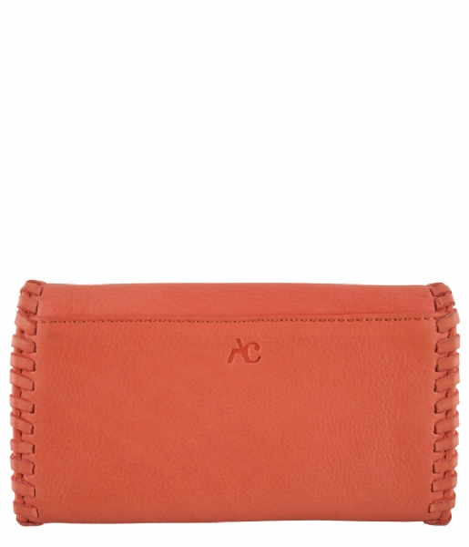 Amsterdam Cowboys Ritsportemonnee Purse Syston coral