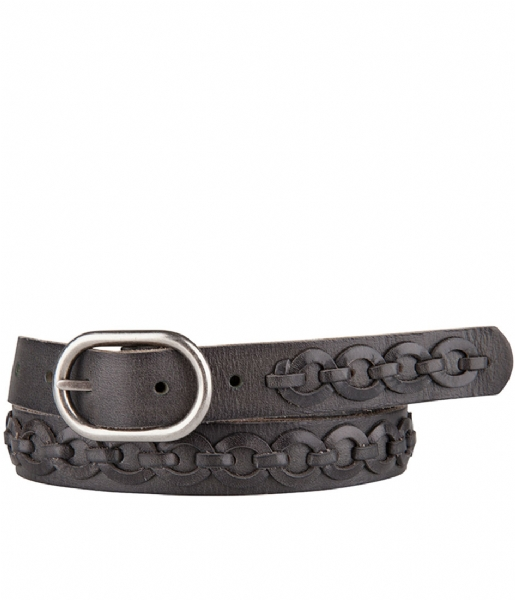 Amsterdam Cowboys Riem Belt 259113 antracite