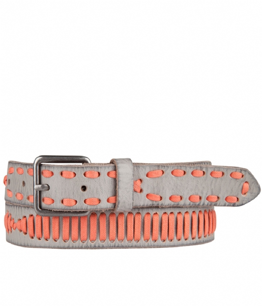 Amsterdam Cowboys Riem Belt 309062 light grey