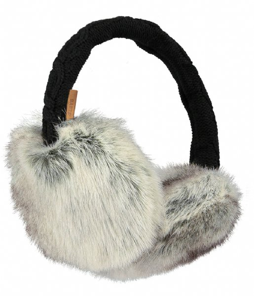 Barts Oorwarmer Fur Earmuffs heather brown (09)