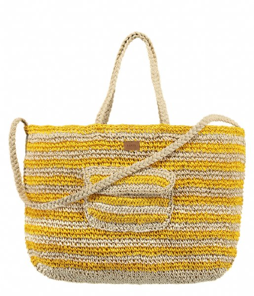 Barts Shopper Windang Beach Bag yellow (172)