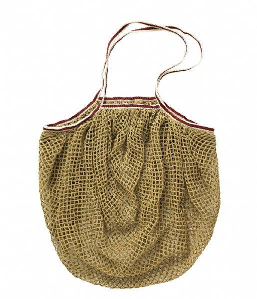 Market Khaki503BecksöndergaardThe Bag Shopper Little Green q435jLAR