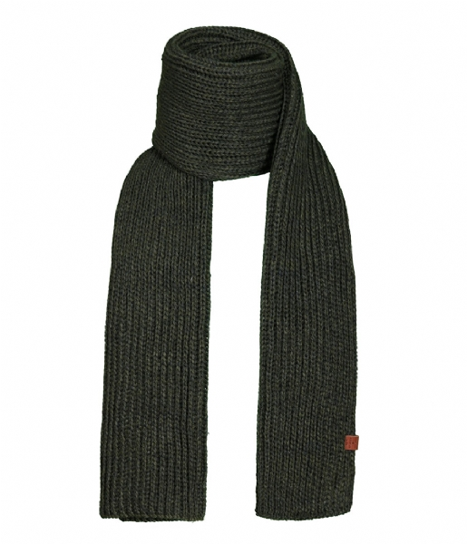 BICKLEY AND MITCHELL Sjaal Scarf army twist (153)