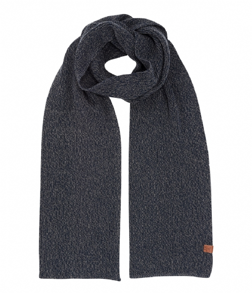 BICKLEY AND MITCHELL Sjaal Scarf navy twist (133)