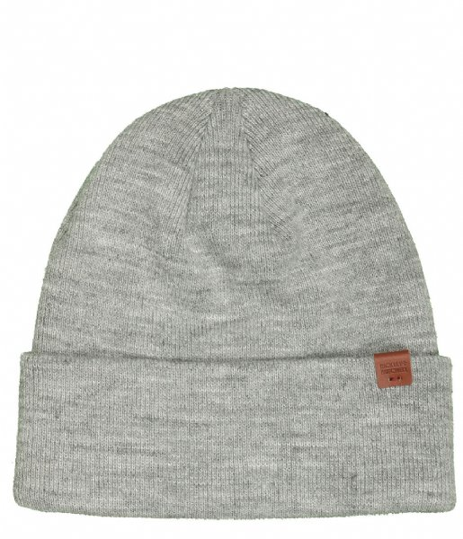 BICKLEY AND MITCHELL Muts Beanie lt grey melee (101