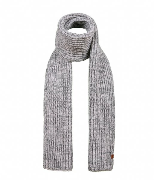 BICKLEY AND MITCHELL Sjaal Scarf grey twist (122)