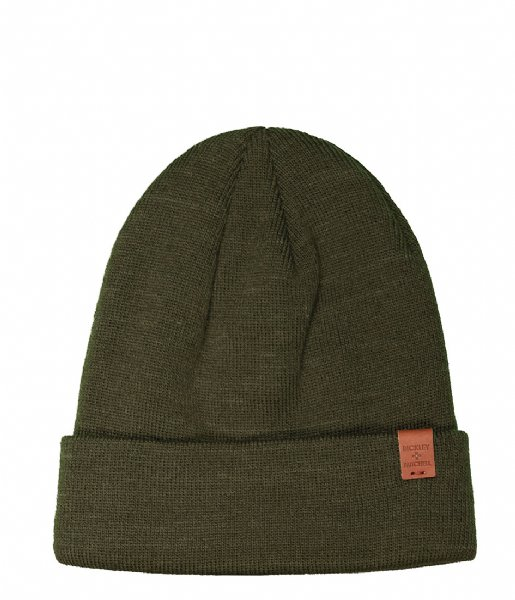 BICKLEY AND MITCHELL Muts Beanie 53 ARMY