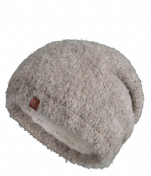 BICKLEY AND MITCHELL Muts Beanie 12 SAND