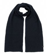BICKLEY AND MITCHELL Scarf Navy Twist (233)