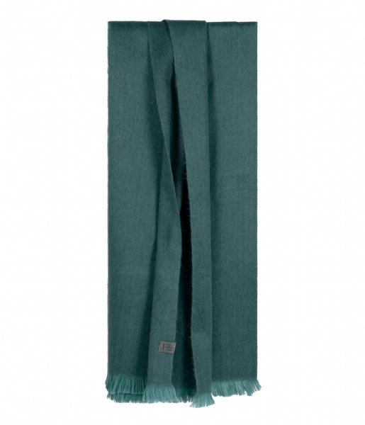 Bufandy Sjaal Brushed Solid Deep Teal (880332)