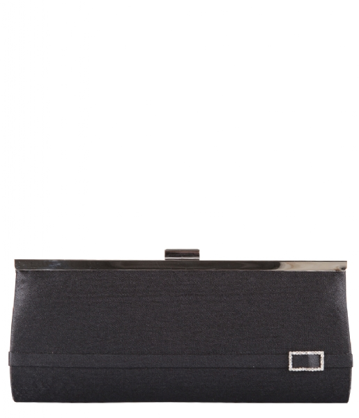 Bulaggi Clutch Framebag Diamond Buckle zwart
