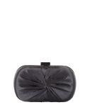 Bulaggi Clutches Oval Box Knot Zwart
