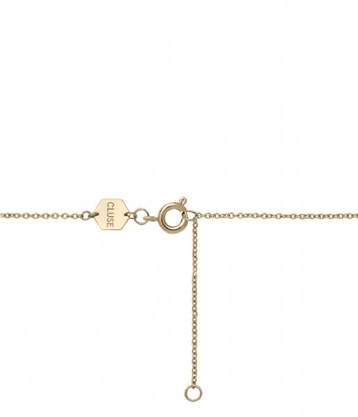 CLUSE Ketting Essentiele Orbs Necklace gold plated (CLJ21006)