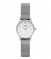 CLUSE La Vedette Mesh Silver Colored silver color white (50005)