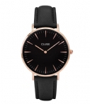 La Boheme Rose Gold Black