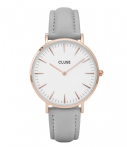 La Boheme Rose Gold White