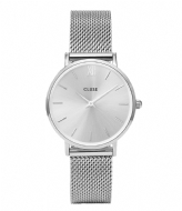 CLUSE Minuit Mesh Full Silver full silver color (CL30023)