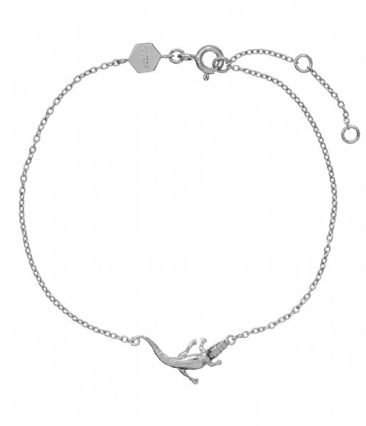 CLUSE Armband Force Tropicale Alligator Chain Bracelet silver colored (CLJ12021)