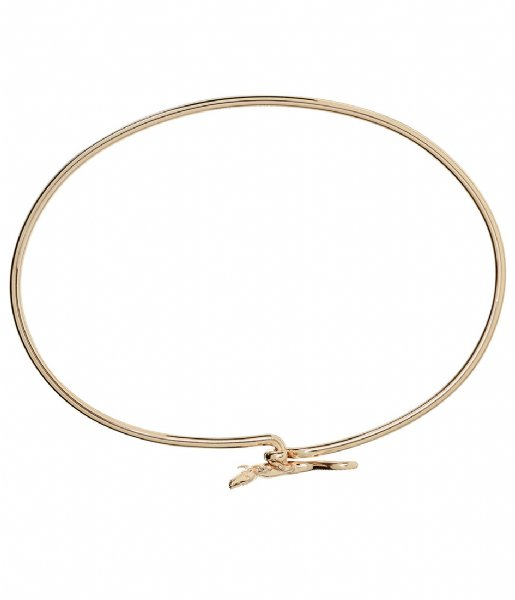 CLUSE Armband Force Tropicale Alligator Chain Bracelet gold plated (CLJ11020)