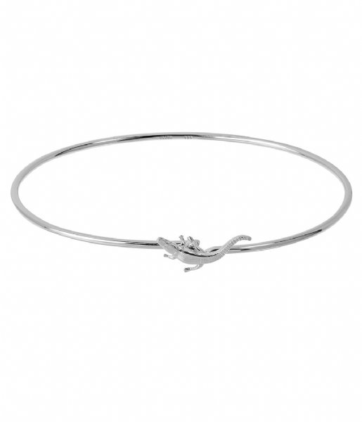 CLUSE Armband Force Tropicale Alligator Chain Bracelet silver colored (CLJ12020)