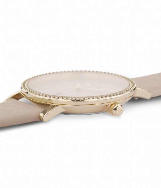 CLUSE Horloge Le Couronnement Gold Plated gold plated dust (CL63005)