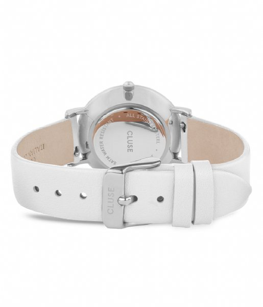 CLUSE Horloge Le Couronnement Silver Colored White white (CL63003)