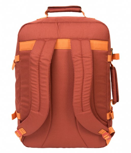 CabinZero Outdoor rugzak Classic Cabin Backpack 44 L 17 Inch serengeti sunrise
