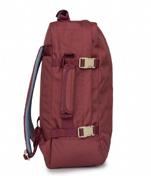 CabinZero Outdoor rugzak Classic Cabin Backpack 44 L napa wine