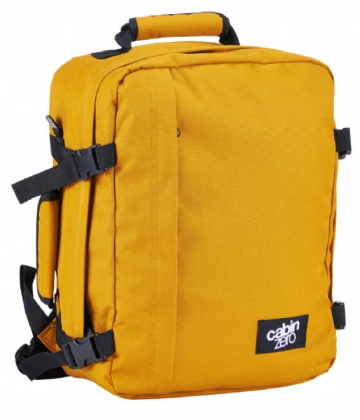 CabinZero Outdoor rugzak Classic Cabin Backpack 28 L 15 Inch orange chill