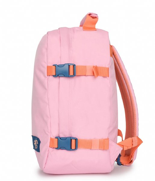 CabinZero Outdoor rugzak Classic Cabin Backpack 28 L 15 Inch flamingo pink