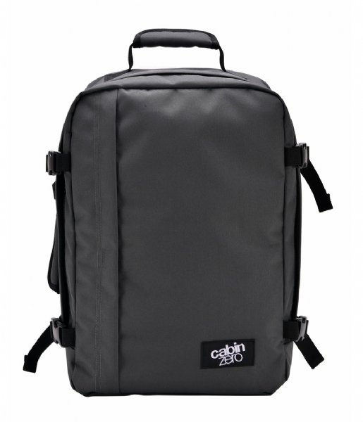 CabinZero Outdoor rugzak Classic Cabin Backpack 36 L 15.6 Inch original grey