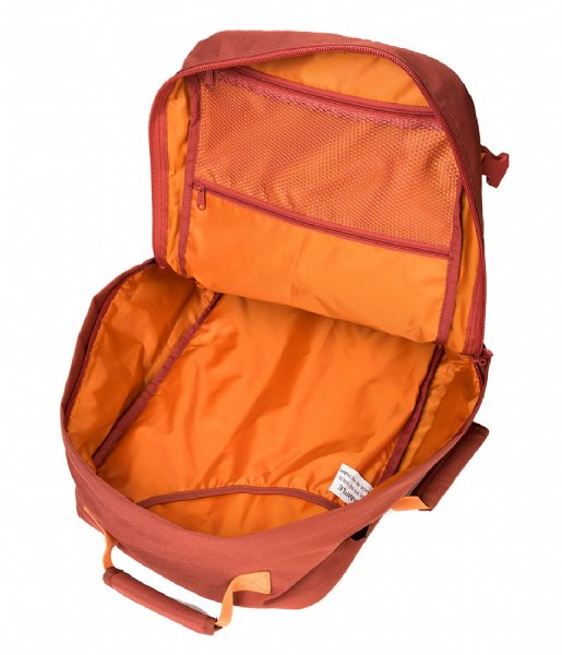 CabinZero Outdoor rugzak Classic Cabin Backpack 36 L serengeti sunrise
