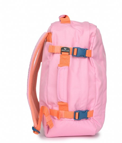 CabinZero Outdoor rugzak Classic Cabin Backpack 36 L flamingo pink